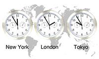 バイナリーオプション時間帯